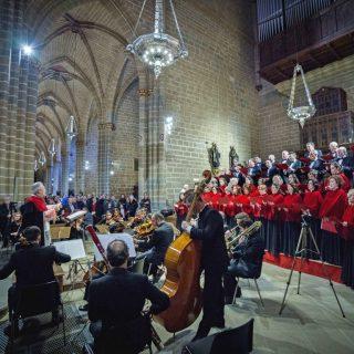 Foto: Capilla de Musica