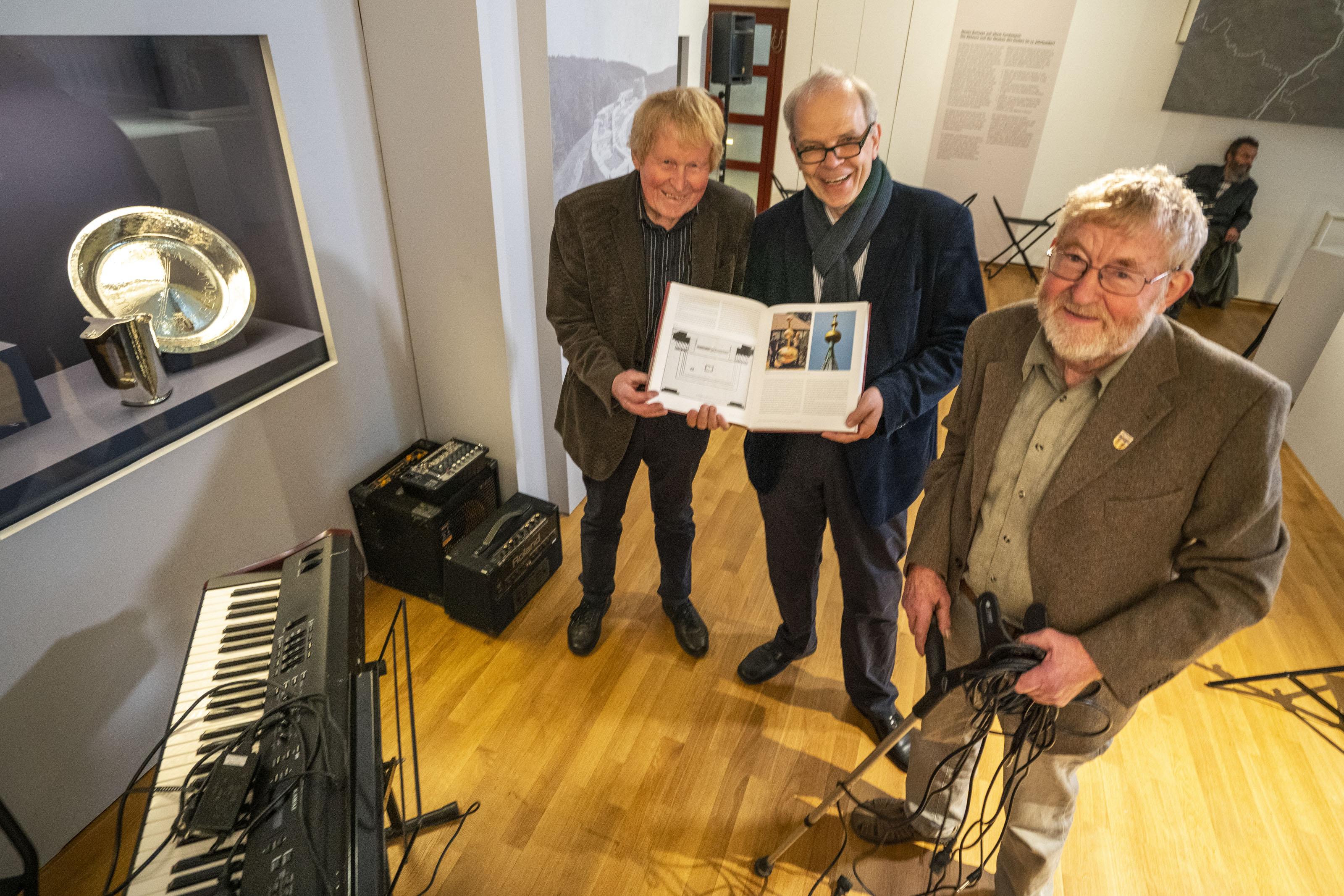 Michael Winkelmann, Christoph Stiegemann und Christoph Winkelmann