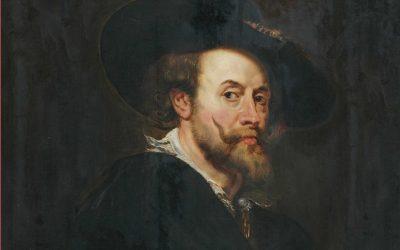 Peter Paul Rubens, Selbstbildnis, um 1625/30, Siegen, Siegerlandmuseum Bild: Förderverein des Siegerlandmuseums und des Oberen Schlosses e.V. Siegen