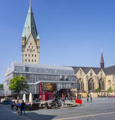 Dioezesanmuseum Paderborn, Außenaufnahme