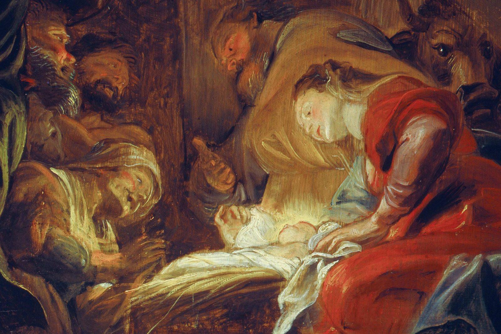 Rubens - Anbetung der Hirten