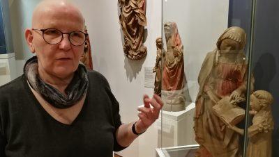 Kunsthistorikerin Ursula Pütz