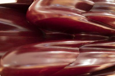 Detail Plastik Tony Cragg